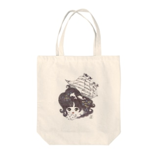 from diary pict.ship Tote bags