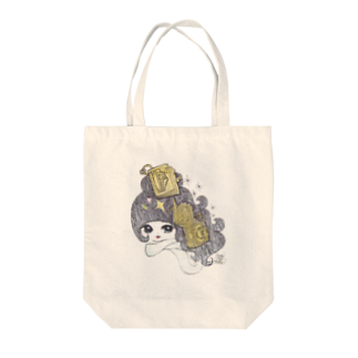 ShikaNiwa.Sandy.Jido.S.Alice.Ori.S.のfrom diary pict.book Tote bags