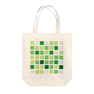 githubの草 Tote bags