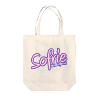 Sofure柔軟剤タイプ。 Tote bags