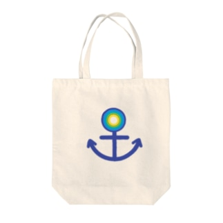 anchor⚓️blue Tote bags