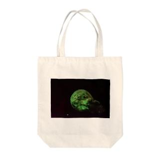 蛍光塗料 Tote bags