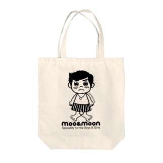 moo&moon by Pine pictures Tote bags