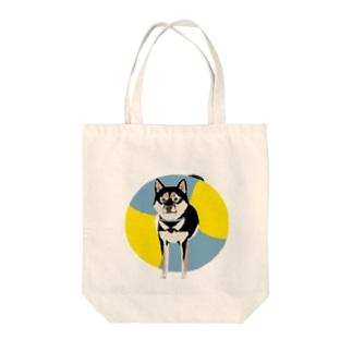 浮き和犬 Tote bags
