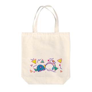レトロポップ食パンちゃん Tote Bag