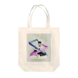 triangle,,,? Tote bags