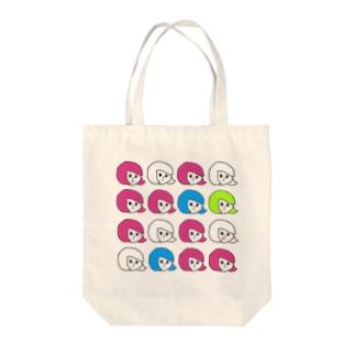 サブカル子 Tote bags
