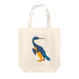 原始ペンギンくん Tote bags