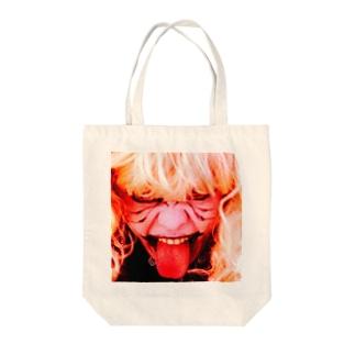 バイオジェット Tote bags