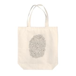 膿 Tote bags