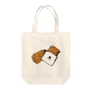 金星のおみせのコンビニチキン Tote bags