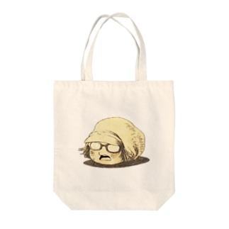 136-W-Yu Tote bags