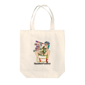 RichBitchFucktory Tote bags