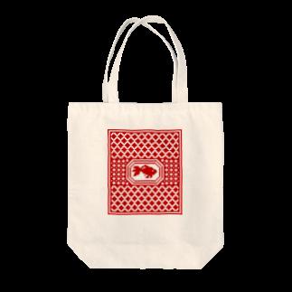 GOLDMINTの金魚トートバッグ Tote bags