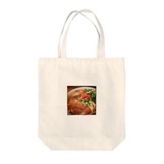 喰ットケ Tote bags