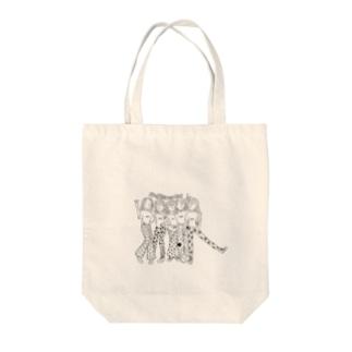 フレンド Tote bags