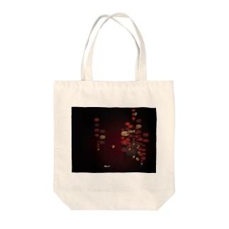 幻想ランタン Tote bags