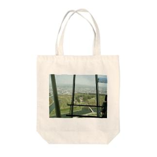 五稜郭/2015 春 Tote bags