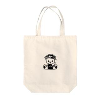 波丸君トートバッグ Tote bags