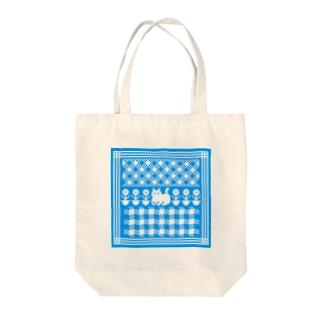 猫トートバッグ Tote bags