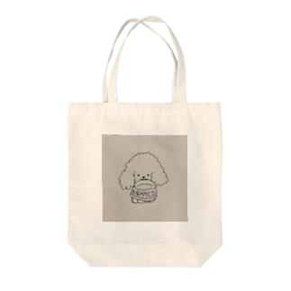 といぷーちゃん はらぺこ Tote bags