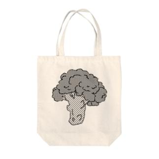 モモコのブロッコリー Tote Bag
