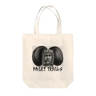 男前 Tote bags