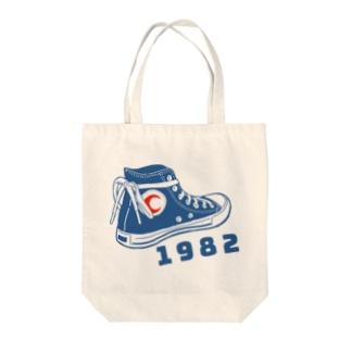 1982スニーカー1 Tote bags