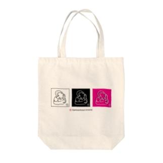 鯱  JapaneseAnimals:SYACHI Tote bags