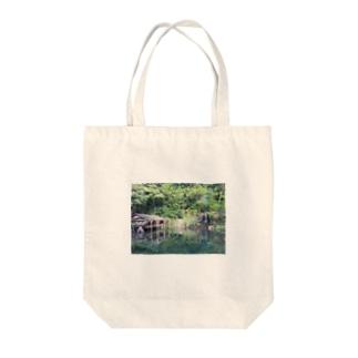 石川の魅力 Tote bags