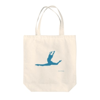 みずいろmeiちゃん Tote bags