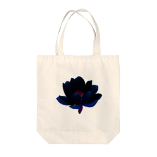 蓮 Tote bags