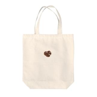 刺繍の(画像の)タピオカ Tote bags