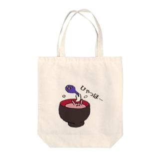おたまちゃん Tote bags