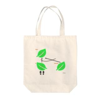 LOGIC BRANCH(English ver.) Tote bags