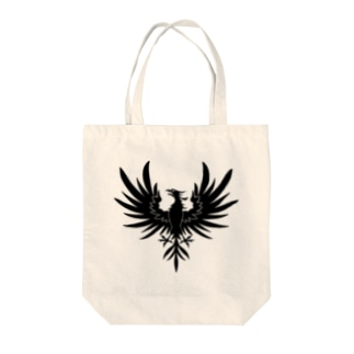 Brave bird Tote bags