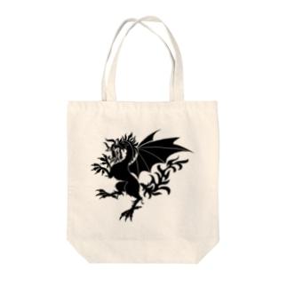 馬頭竜 Tote bags
