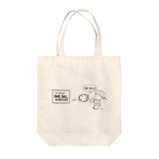 BASE BALL old Tote bags