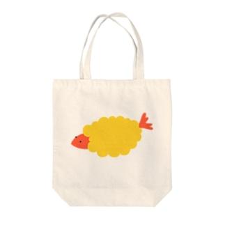 エビ天ちゃん Tote bags