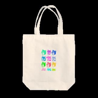 インフル★エンドのインフル★ワンワン Tote bags