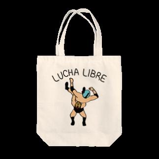 LUCHAのLUCHA LIBRE#23 Tote bags