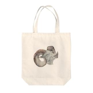 YAGI Tote bags