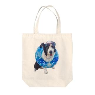 パオちゃん〜夏〜type2 Tote bags