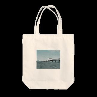 yuassaikoのカフェ Tote bags