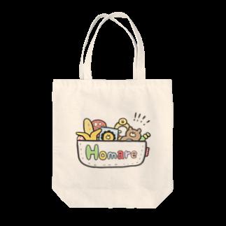 ゆゆ丸のほまれ◎ Tote bags
