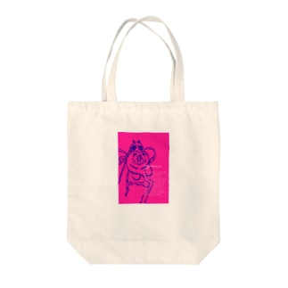 GAINOMONOのgerorun Tote bags
