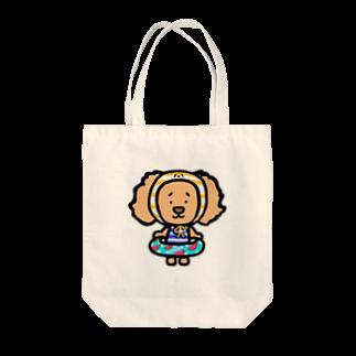 Smile_Rainbow☺︎のmizugiᴿᴱᴺ Tote bags
