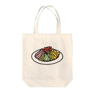冷やし中華 Tote bags
