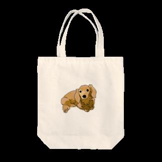 anruzuのうちの子 ダックス 犬 Tote bags