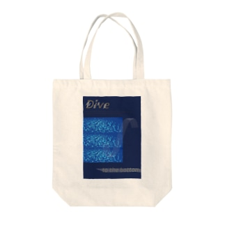 dive Tote bags